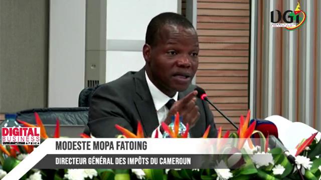 Modeste Mopa Fatoing